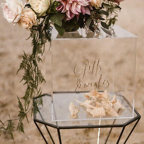 Gift & Wishes Box